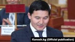 Дамирбек Асылбек уулу, Қырғызстан парламентінің депутаты.