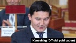 Дамирбек Асылбек уулу.