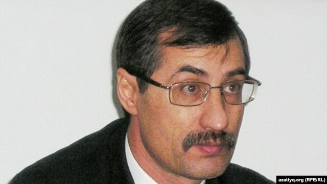 Kazakh human rights defender Yevgeny Zhovtis