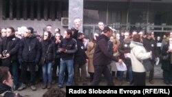 Shkup, 20 janar 2015.