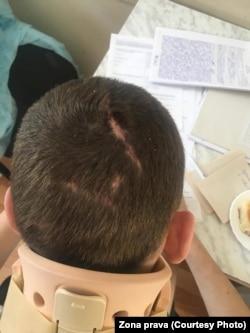 Призывник Петров, по версии военных, якобы выбросился из поезда