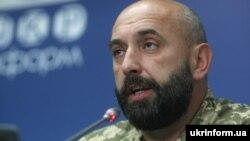 Генерал-майор Збройних сил України Сергій Кривонос