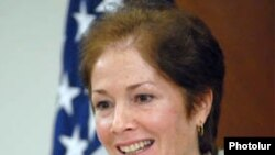 Marie Yovanovitch, the U.S. ambassador to Armenia