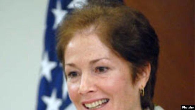 Armenia - Marie Yovanovitch, US Ambassador to Armenia, Undated