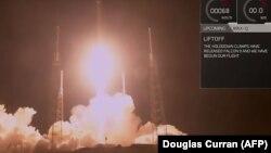 Pamje nga lansimi i raketës më 7 janar nga baza Kejp Kanaevral në Floridë