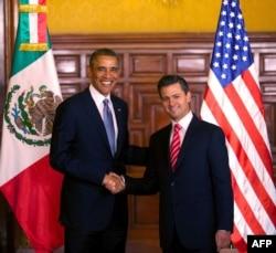 В последний раз подробно об отношениях двух стран на личной встрече Барак Обама и Энрике Пенья говорили в Мехико в мае 2013 года