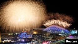 Олимпиада в Сочи - и спорт, и шоу