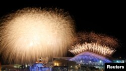 Svečano otvorena Zimska olimpijada u Sočiju