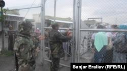 Инциденты на узбекско-кыргызской границе чаще всего возникают из-за неполного определения линии границ и одностороннего закрытия границы со стороны Узбекистана.