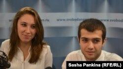 Алина Артес и Игорь Абовян
