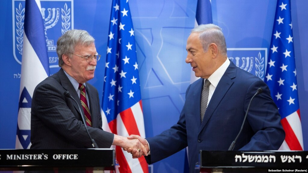 نتانیاهو: در کنار مردم ایران هستیم