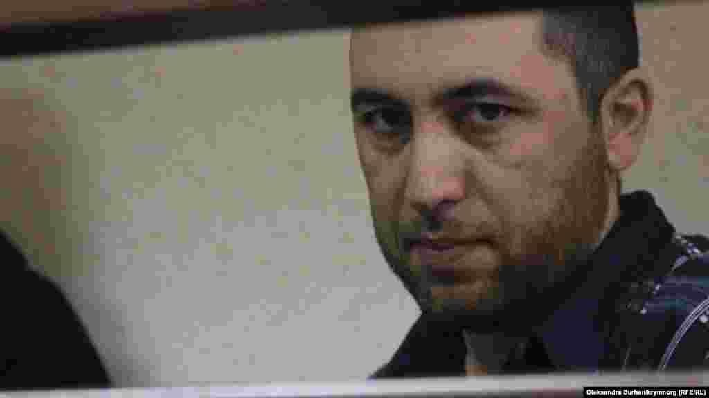 Большинство задержанных 27 марта до ареста занимали активную гражданскую позицию. На этом фото – гражданский журналист Осман Арифмеметов. Во время очередного судебного заседания Арифмеметов подчеркнул, что его преследуют за журналистскую деятельность и дело против него имеет политический окрас