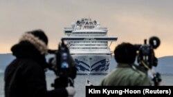 На борту лайнера перебувають 25 українців, які є членами екіпажу