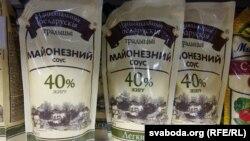 Украінскі маянэз паводле нацыянальных беларускіх традыцыяў