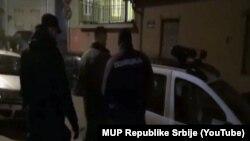 Masovna hapšenja širom Srbije, 26. decembar 2015.
