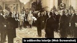 Proglašenje Kraljevine Srba, Hrvata i Slovenaca 1. decembra 1918.