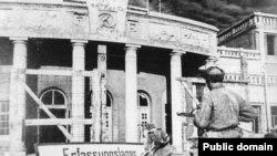 Освобождение Керчи, апрель 1944 года