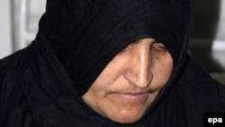 Авганистанката Шарбат Гула беше депортирана од Пакистан во Авганистан, 09.10.2016