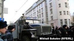 Во время оглашения приговора у Замоскворецкого суда