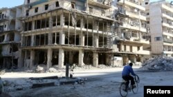 UN su se nadale da će prekid vatre omogućiti teško povrijeđenim ljudima da napuste grad i dobiju medicinsku njegu