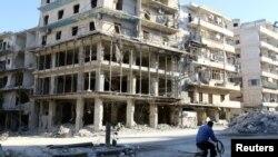 Источниот дел на Алепо, 19.10.2016.