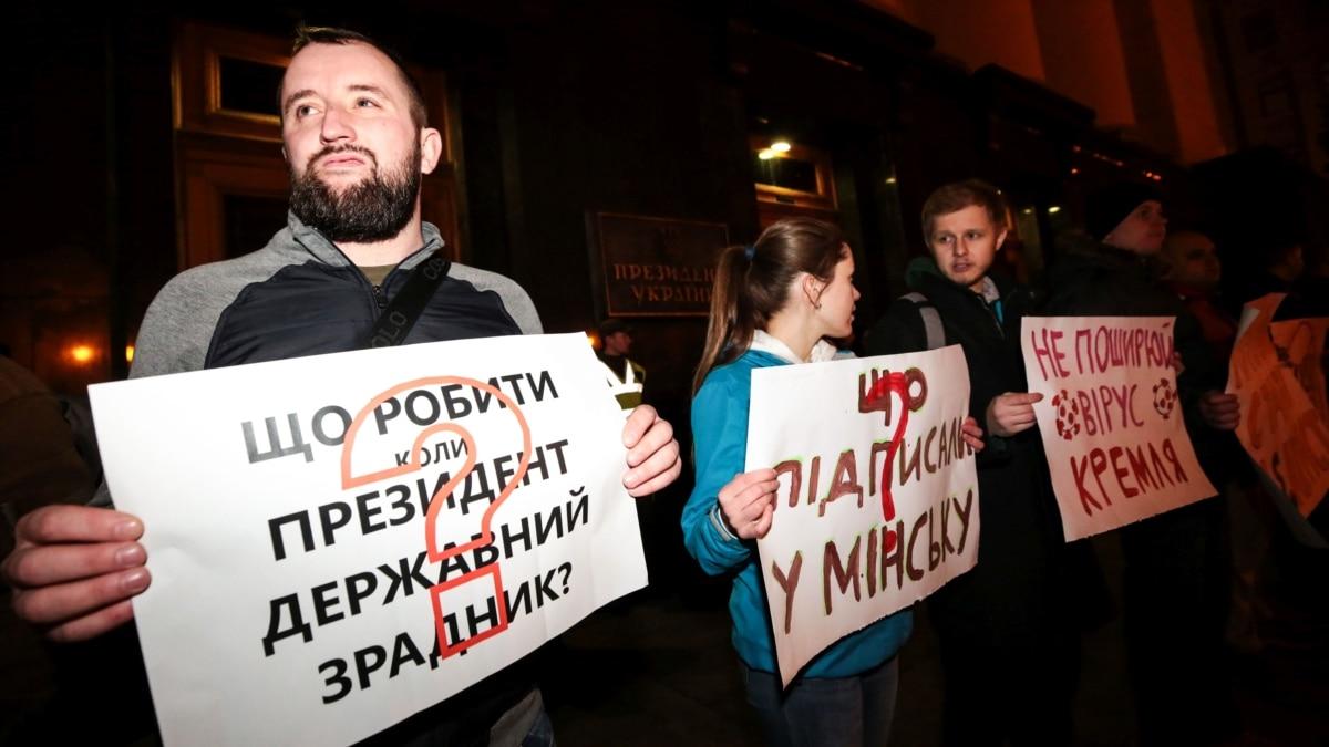 Донбасс и санкции против России. Путину может помочь «Консультативный совет»