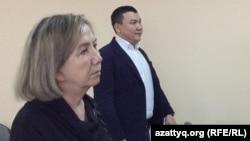 Ботакоз Бейсембаева, адвокат коллегии адвокатов Нур-Султана. 26 февраля 2020 года.