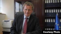 Bernd Borchardt, shef i misionit EULEX