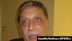 Глава Объединения интеллигенции Азербайджана Эльданиз Гулиев