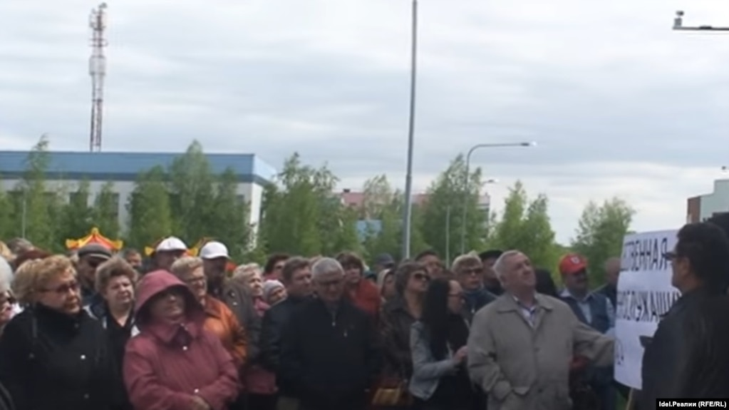 В россии увольняют пенсионеров