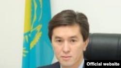 Қазақстан төтенше жағдайлар вице-министрі болған Абылай Сабдалин.(сурет министрліктің ресми сайтынан алынды)