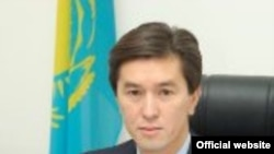 Аблай Сабдалин, вице-министр по чрезвычайным ситуациям Казахстана.