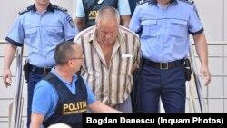 Gheorghe Dincă, în timpul anchetei