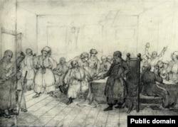 «Козацький бенкет» (1838)