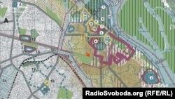 Історико-містобудівний опорний план Києва