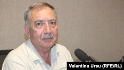 Ion Iovcev, directorul liceului românesc de la Tiraspol