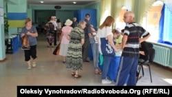 День выборов, Северодонецк, Луганская область
