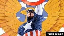 کاپیتن آمریکا ساليان طولانی با ارتش نازی آلمان و کمونيست ها جنگيد و پيروز شد.