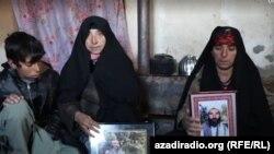 Жительницы Адраскана