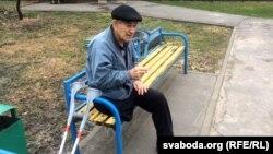 Мікалай Крычко. Сакавік 2017 году
