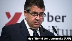 German Foreign Minister Sigmar Gabriel (file photo)