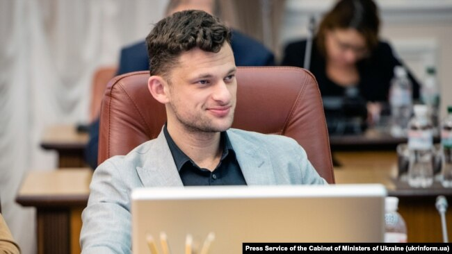 Дмитро Дубілет, міністр Кабінету міністрів України