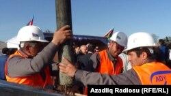 Azərbaycan və İran arasında dəmiryolunun inşasına 1 milyard dollara başa gələcəyi planlaşdırılır