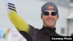 Дарко Дамјаноски, нордиски скијач.