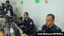 في دائرة شرطة مرور السماوة