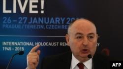 Президент Европейского еврейского конгресса Вячеслав Кантор
