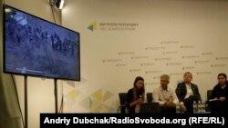 Перезентація 3D-реконструкції подій розстрілу Небесної сотні, Київ, 7 червня 2018 року