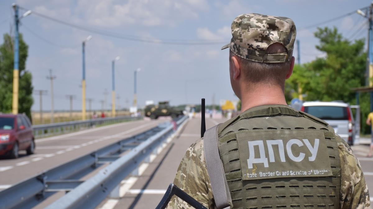 Очередей на въезд в Крым с материковой части Украины нет - пограничники