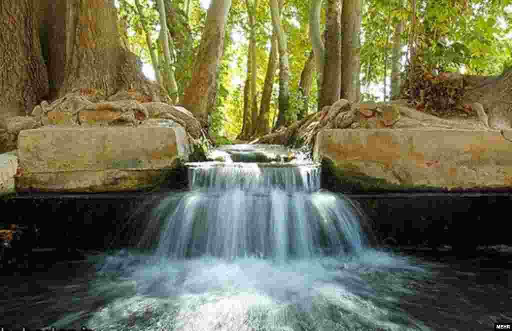 Pahlevanpour Garden, Yazd, Iran