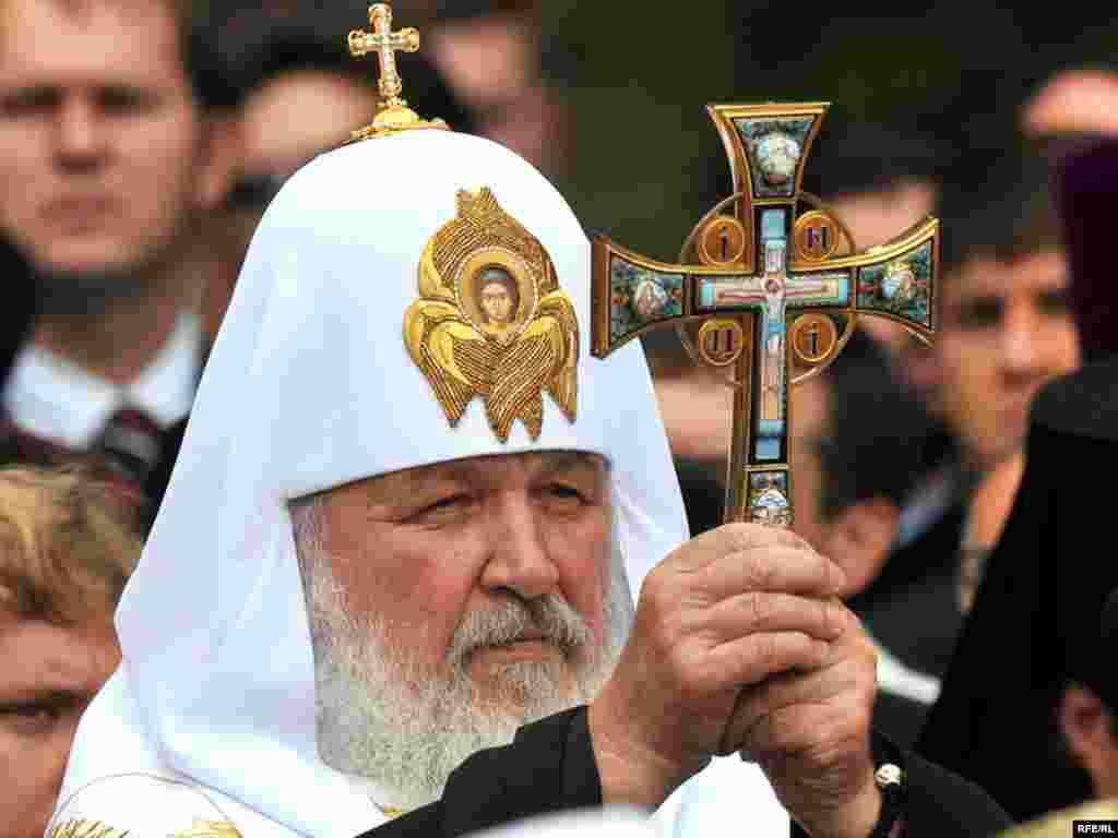 Russian Patriarch Kirill In Ukraine #10